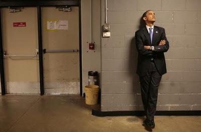Obama Alone
