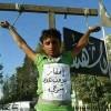 ISIS crucifying children