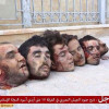 Syrian soldiers killed by ISIS