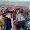 Yezidi children killed by ISIS in Syria
