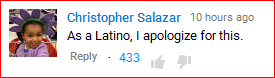 DeportRacism YouTube comment03