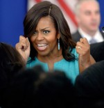 Michelle Obama homeless veterans