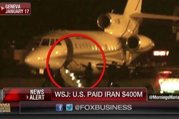 Iran ransom payment