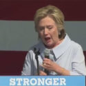 Hillary's Campaign Knew She Had No Chance; Devastating Internals