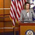 Racist Pelosi Demands Black Conyers Resign; Not White Franken