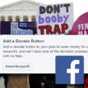 Progressive Facebook's Endorsement, Fundraising for Liberal Nonprofits