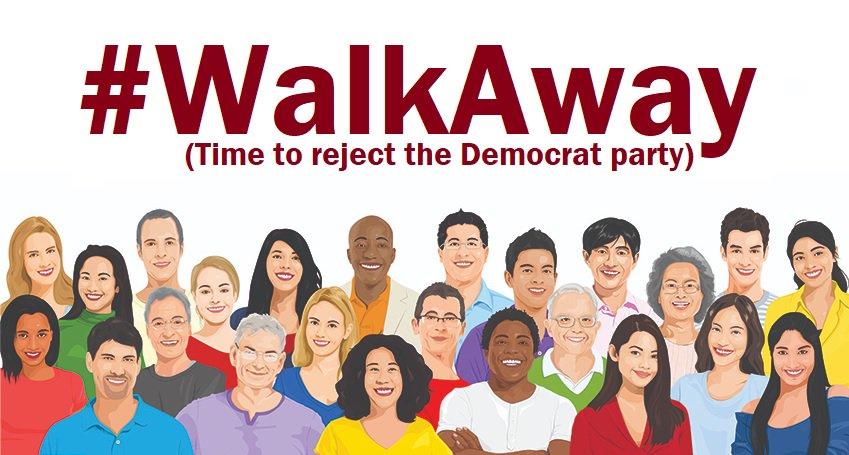 Image result for #WalkAway